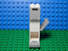 LEGOS 3 NEW White Boxes Containers 2X2X2 Light Bluish Gray Doors  STAR WARS