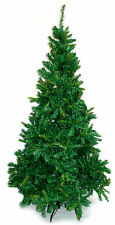 8FT / 2.4 M CHRISTMAS TREE DELUXE NORTHUMBRIA PINE HIGH QUALITY flame retardant