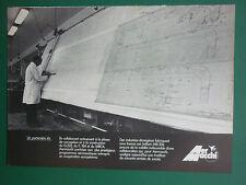 9/73 PUB AERONAUTICA MACCHI AER MACCHI  G.222 F.104 MRCA MB-326 / LMT FRENCH AD