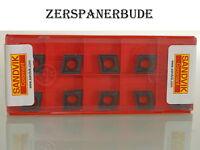 10 Wendeplatten CCMT 09T304-UR 4225  SANDVIK Neu, ovp, CCMT 3(2.5)1-UR 4225