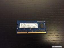 Acer travelmate 5744 pieza de repuesto: 2gb memoria RAM ddr3 pc3-10600s-9-10-b1