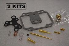 2x Yamaha 76-79 XS650 Carburetor Carb Rebuild Kit BS38 CV - 2 KITS