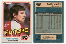 1X BOBBY CLARKE 1981 82 O Pee Chee #240 NM-NMMT opc Lots Available FLYERS