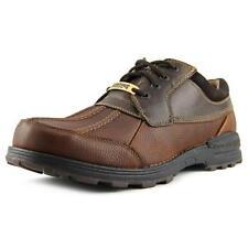 Zapatos informales de hombre en color principal marrón de piel