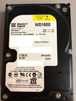 "Western Digital Caviar SE WD1600JD 160GB 7200RPM 8MB Cache SATA 3.5"" Hard Drive"