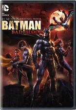 BATMAN: BAD BLOOD / (Animated Movie) - DVD - Region 1