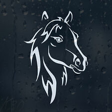 Horse Car Decal Vinyl Sticker For Panel Or Window Or Bumper