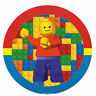 LEGO 7 Inch Edible Image Cake / Cupcake Toppers(1) PARTY/ CAKE BIRTHDAY