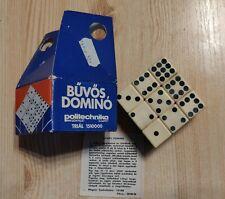Vintage Rare magic cube - Politechnika Rubik Domino with box - Twisty puzzle