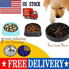 New Listing2021 New Slow Feeder Dog Bowl Eating Interactive Down Feeding Bloat Stop Bowls