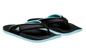 Adidas Adilette Comfort Women's Flip Flop Black/T US 10 FREE SHIPPING BRAND NEW