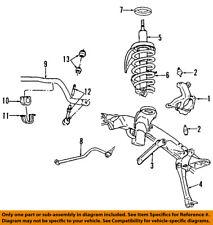 Dodge CHRYSLER OEM 03-09 Ram 2500 Front-Ball Joint 5086674AB