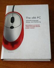 THE x86 PC assembly language, design and interfacing (Mazidi / Causey) 5th ed