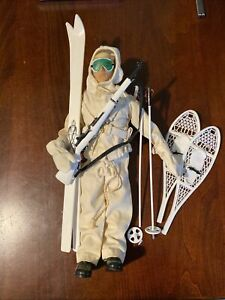 Vintage 1964 Hasbro GI Joe - Action Soldier Ski Patrol / Mountain Troops