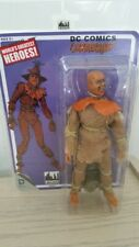 MOC 2016 SCARECROW 8 inch FTC retro mego action figure DC COMICS