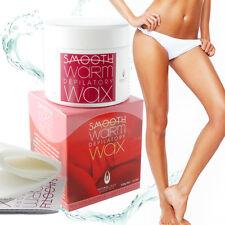 Smooth Warm Depilatory Sugar Wax Hair Removal Cream 350g Legs & Body