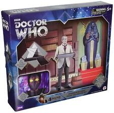 Doctor Who Pyramids of Mars Priory Collectors Set Action Figures