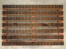 New Iris Hantverk Birch Doormat, Brown
