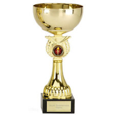 320D CRUSADER GOLD CUP SIZE 20 CM FREE ENGRAVING