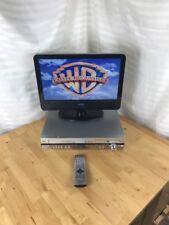 Panasonic SA-HT800V  DVD / VCR Combo Home Theater Sound System Progressive Scan
