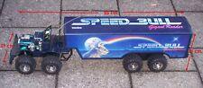 Monstertruck mit Auflieger Nikko Speed Bull by Tronico *Bestzustand*