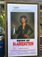 American Horror Story Hotel Production Used Prop Movie Poster Angela Bassett