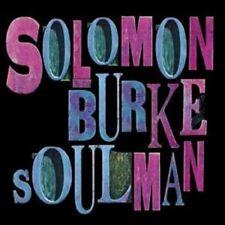 Burke, Solomon-Soul Man CD NUOVO OVP