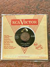 Elvis Presley Hound Dog/Don't Be Cruel 45rpm  UNPLAYED