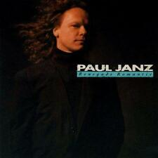 PAUL JANZ - Renegade Romantic (CD 1990) USA First Edition EXC A&M Promo RARE AOR