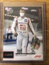MICK SCHUMACHER FORMULA 1 F1 TOPPS NOW 2021 CARD ROOKIE POSSIBLE PSA 10 📈📈🔥🔥