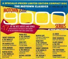 """MOTOWN """"ELITE 9000 Series"""" 1987 Sampler CD Sealed"""