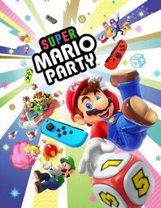 Super Mario Party - Jeu Nintendo Switch - Lire description