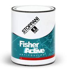2,5 LITRI ANTIVEGETATIVA BLU STOPPANI FISHER ACTIVE AUTOLEVIGANTE (EX STOPMAR)
