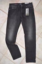 Bench Herren Jeans Hose Liam Slim schwarz Gr. W-32/L-34 BMMA 0124-2