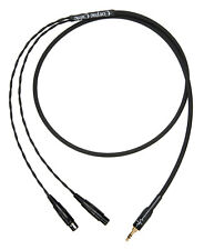 """Corpse Cable GraveDigger for AUDEZE LCD Series Headphones - 1/8"""" Plug - 4ft"""