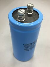 CAPACITOR Cornell Dubilier Aluminum Electrolytic polarized 30000 uF micro-farad