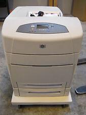 HP Colour LaserJet 5550dtn 5550 A3 A4 Duplex Network Laser Printer + Warranty