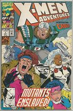 X-Men Adventures #7 : Vintage Marvel comic book from May 1993