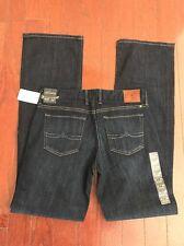 NEW Lucky Brand Women's Size 28x34 Dark Blue MSRP $99