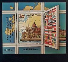 Briefmarken Ungarn 1983, Block 163 A** postfrisch