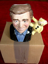 Terry Wogan and Pudsey Egg Cup BBC Children In Need Togs official Mechandise New
