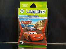 Cars 2 Leapfrog Leapster - Brand New