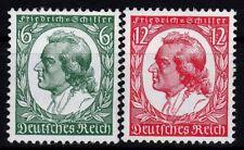=== DR Drittes Reich Mi. 554-555 **, Kat. 100€ ===