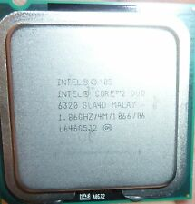 CPU INTEL Core 2 DUO e6320 SLA4U 1.86gHz/4M/1 066/06 Socket 775