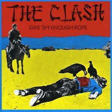 Give'Em Enough Rope - Clash (2000, CD NIEUW) Remastered