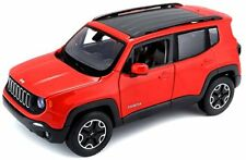 Maisto Jeep Renegade (2017) 1/24 M.shop GIW