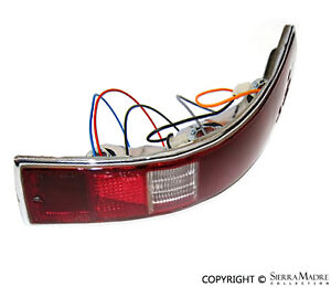 Complete Taillight Assembly, Right, Porsche 911/912 (65-68), 901.631.404.01