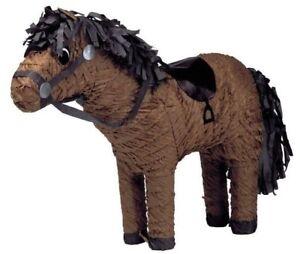 Horse Pinata - Farm Themed Birthday Party Supplies