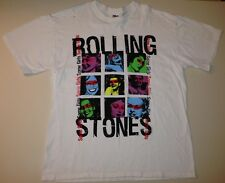 THE ROLLING STONES T-shirt The Who Led Zeppelin Gr.XL ***SEHR GUTER ZUSTAND***