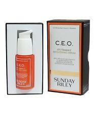 Sunday Riley C.E.O. ~ 15% Vitamin C Brightening Serum ~ 30 mL 1 fl. oz ~BNIB